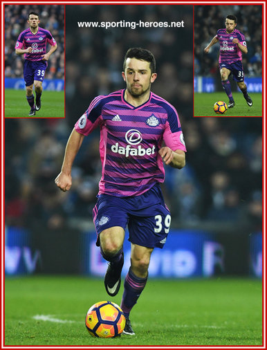 George HONEYMAN - Sunderland FC - League Appearances