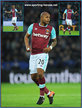 Andre AYEW - West Ham United FC - League Appearances