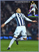 Jake LIVERMORE - West Bromwich Albion FC - League Appearances