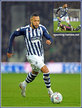 Matt PHILLIPS - West Bromwich Albion - League Appearances