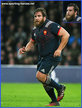 Xavier CHIOCCI - France - International rugby matches for France.