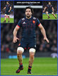 Kevin GOURDON - France - International rugby matches.