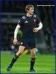 Baptiste SERIN - France - International rugby matches.
