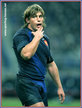 Dimitri SZARZEWSKI - France - International Rugby Caps. 2008 - 2009