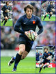 Maxime MEDARD - France - International Rugby Caps.  2008 - 2010