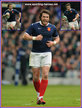Maxime MEDARD - France - International Rugby Caps. 2011 - 2013