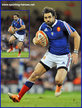 Yoann HUGET - France - International Rugby Caps. 2014 - 2015