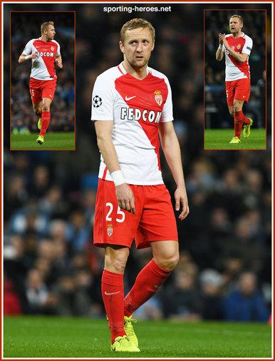 Kamil GLIK - 2016/17 Champions League. Knock out games. - Monaco