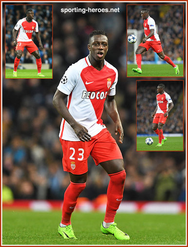 Bernard Mendy - 2016/17 Champions League. Knock out games.