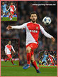 Bernardo SILVA - Monaco - 2016/17 Champions League. Knock out games.