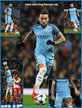 Nicolas OTAMENDI - Manchester City FC - 2016/17 Champions League. Knock out games.