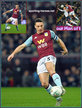James CHESTER - Aston Villa  - League Appearances