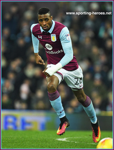 Jonathan KODJIA - Aston Villa FC - League Appearances