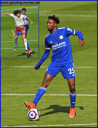 Onyinye NDIDI - Leicester City FC - Premier League Appearances