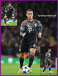 Thiago ALCANTARA - Bayern Munchen - 2016/17 Champions League. Knock out games.