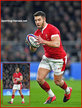 Rhys WEBB - Wales - International Rugby Caps. 2017 -