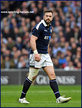 Alex DUNBAR - Scotland - International Rugby Caps.