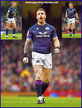 Stuart HOGG - Scotland - International Rugby Caps. 2016-