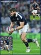 Tommy SEYMOUR - Scotland - International rugby caps 2016 -