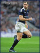 Tim VISSER - Scotland - International rugby caps 2016 -