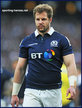 Allan DELL - Scotland - International Rugby Caps.