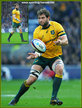 Ben McCALMAN - Australia - International rugby union caps 2015 - 2017