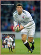 Ben YOUNGS - England - International rugby caps 2010-2015.