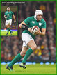 Rory BEST - Ireland (Rugby) - International rugby caps 2015 -