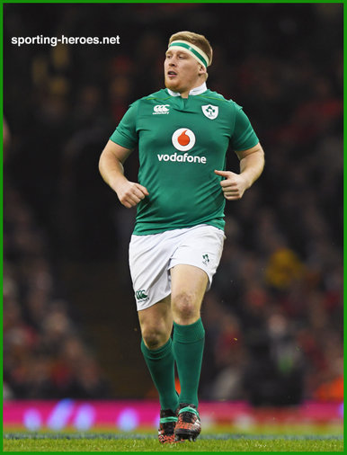 John RYAN - Ireland (Rugby) - International rugby caps.