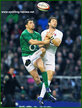Rob KEARNEY - Ireland (Rugby) - International rugby caps 2007-2014.