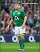 Chris HENRY - Ireland (Rugby) - International rugby matches.
