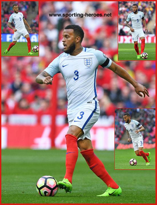 Ryan BERTRAND - 2018 FIFA World Cup qualifying games  - England