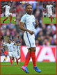 Jermain DEFOE - England - 2018 FIFA World Cup qualifying games.