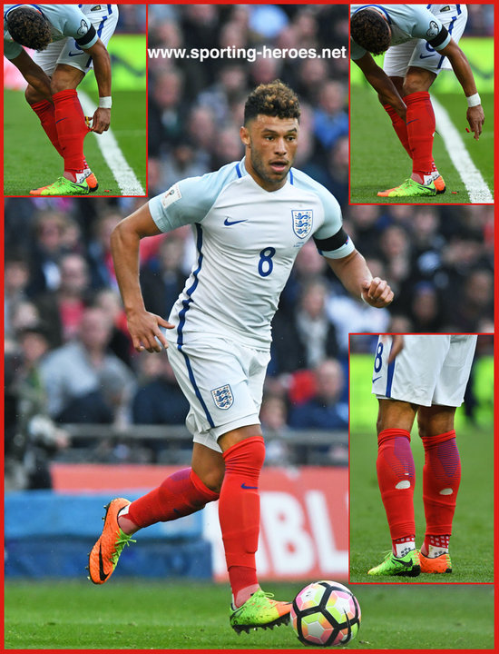 Alex Oxlade Chamberlain England  Fifa World Cup Qualifying Games