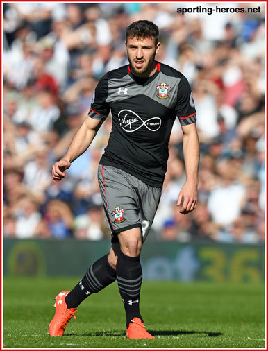 Sam McQUEEN - Southampton FC - League Appearances