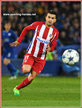 Angel CORREA - Atletico Madrid - 2016/17 Champions League. Knock out games.