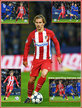 Antoine GRIEZMANN - Atletico Madrid - 2016/17 Champions League. Knock out games.