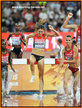 Gesa Felicitas KRAUSE - Germany - 3000m steeplechase medal at 2015 World Championships.