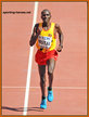 Munyo Solomon MUTAI - Uganda - Third in marathon at 2015 World Championships.