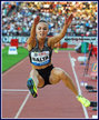 Ksenija BALTA - Estonia - Sixth at 2016 Olympic Games in Rio.