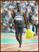 Alfred KIPKETER - Kenya - 7th in 800m at 2016 Olympic Games.