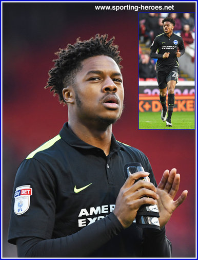 Chuba AKPOM - Brighton & Hove Albion - League Appearances