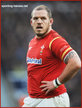 Paul JAMES - Wales - International rugby caps 2016 -