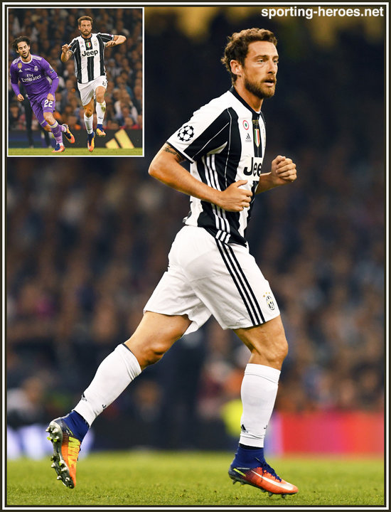 7596ea02ed9 Claudio MARCHISIO - 2017 Champions League Final. - Juventus