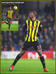Christian KABASELE - Watford FC - League Appearances
