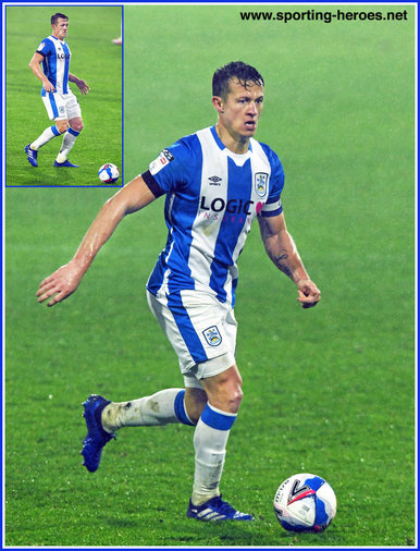 Jonathan HOGG - Huddersfield Town - League Appearances