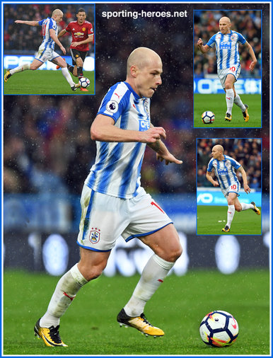 Aaron MOOY - Huddersfield Town - League Appearances