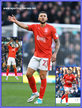 Nahki WELLS - Huddersfield Town - League Appearances