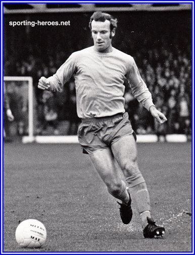 Roy ELLAM - Huddersfield Town - League Appearances