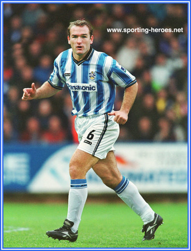 Kevin GRAY - Huddersfield Town - League Appearances